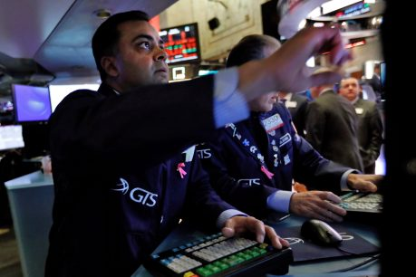 Global markets fall sharply as virus cases spread past Asia