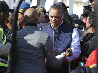 Jesse Jackson and Civil Rights Leaders Arrested in Arizona