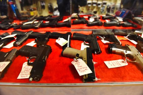 Gun violence incidents on the rise in the United States