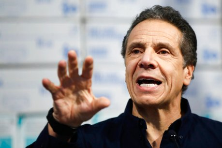 NY Gov. Andrew Cuomo rejects calls for him to resign