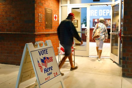 Voting rights groups file lawsuits against Florida's new voting law