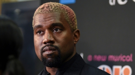 Kanye West Honors Floyd's Daughter With College Fund