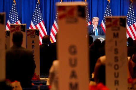 Beyond November: At GOP convention, there's a 2024 subplot