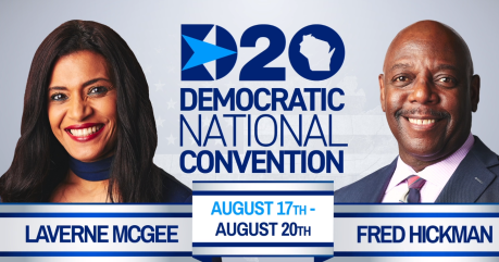 The Black News Channel and BNC 24/7 Cover Historic Democratic Party National Convention