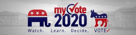 """The Black News Channel Announces """"My Vote 2020"""" Election Coverage Schedule"""