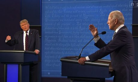 COMMENTARY: 2020 First Presidential Debate an Embarrassment for America
