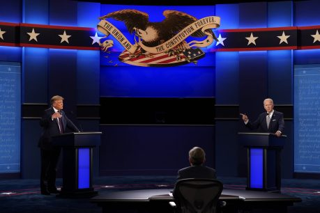 Black News Channel Election Coverage Continues With 2nd Trump/Biden Debate