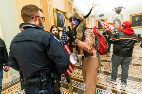 Trump appointee Federico Klein arrested in connection to insurrection at US Capitol