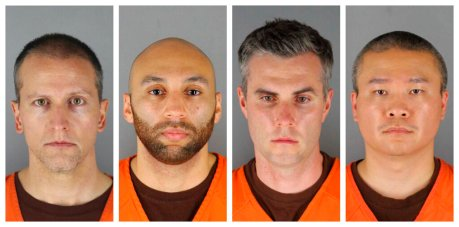 Former Minn.Officers Charged in George Floyd's Death Want Separate FederalTrials