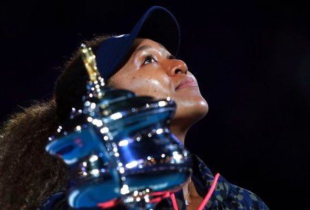 Naomi Osaka Gets Emotional During First Press Conference Since May