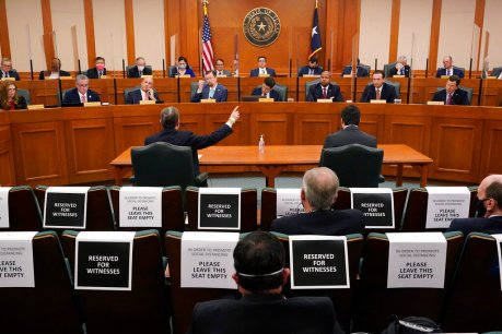 Energy executive: Texas power plants turned off in crisis