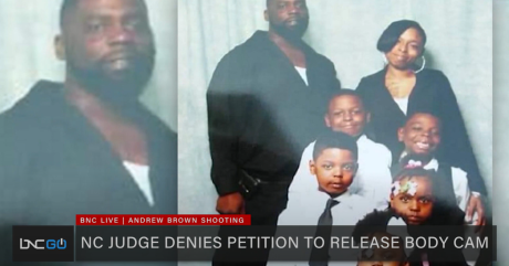 North Carolina judge denies petition to release footage from Andrew Brown Jr. shooting