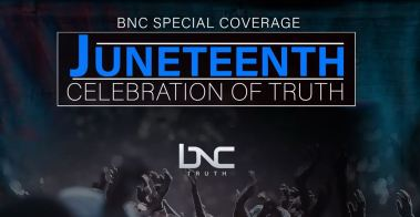 BNC Special Coverage Juneteenth Banner
