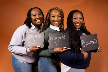 Three Sisters, Five Degrees and Their Shared HBCU Legacy