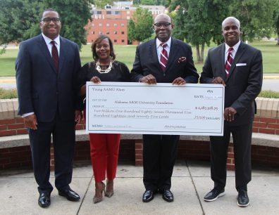 Alabama A&M University Receives $2M Donation from Anonymous Alumni