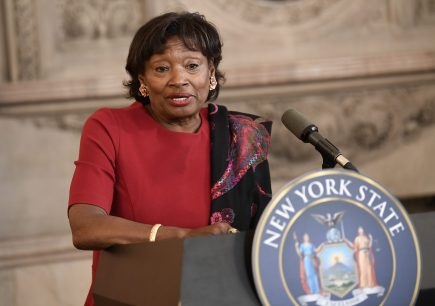 Andrea Stewart-Cousins to Become New York's First Black Woman Lt. Governor