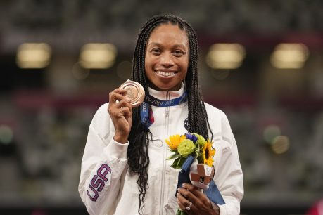 Allyson Felix Becomes Most Decorated Female Track Athlete