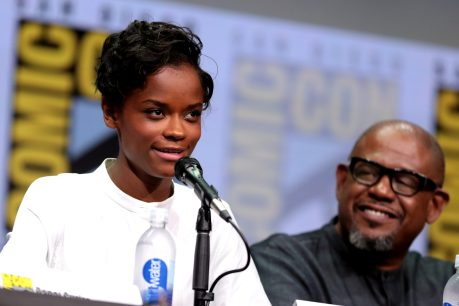 Letitia Wright Suffered'Minor Injury'on Set of 'Black Panther' Sequel