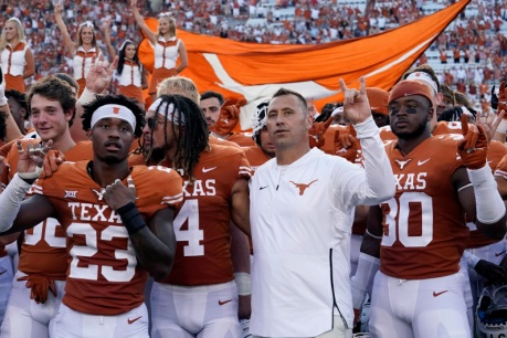 Texas NAACP Files Complaint Over UT's Continued Use of 'Eyes of Texas'