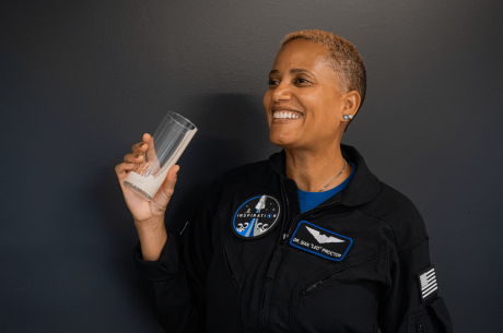 Sian Proctor Becomes First Black Woman to Pilot a Spacecraft