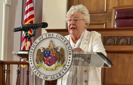 Ala. Gov. Kay Ivey OK's COVID-19 Relief Funds for Prisons