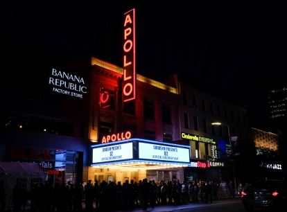 Soul Train Awards Dances Its Way to Famed Apollo Theater for First Time