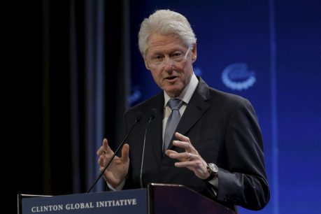 Former President Bill Clinton Hospitalized  With Non-COVID Infection